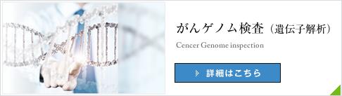 がんゲノム検査(遺伝子解析)